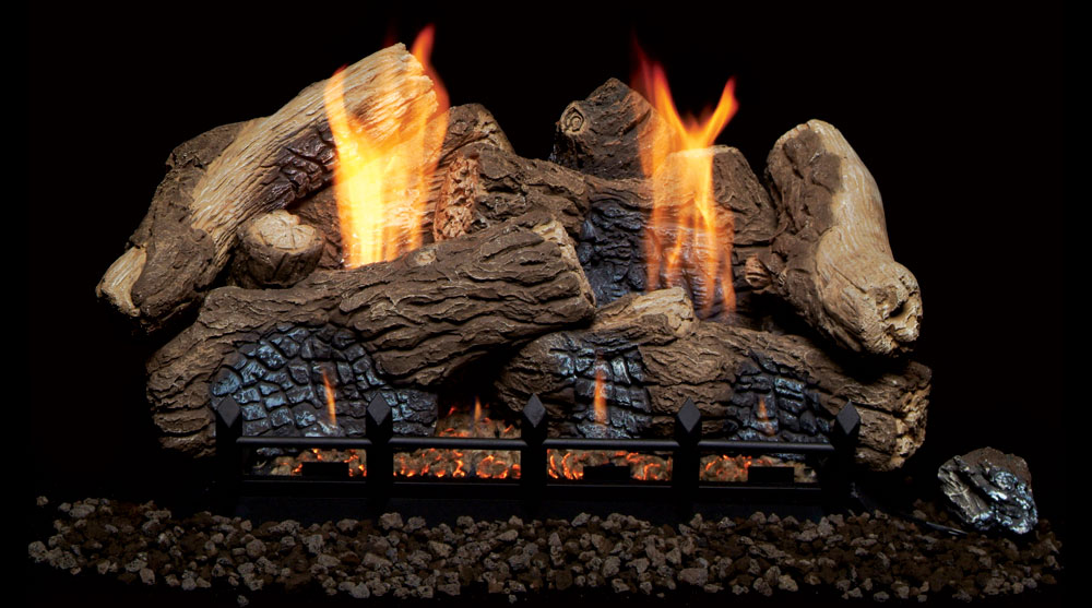 Gas Fireplace gas fireplace logs : Gas Logs for Sale | Foster Fuels