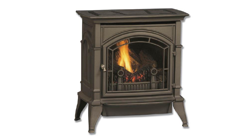 vent free stove