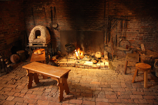 The History Of The Fireplace Foster Fuels