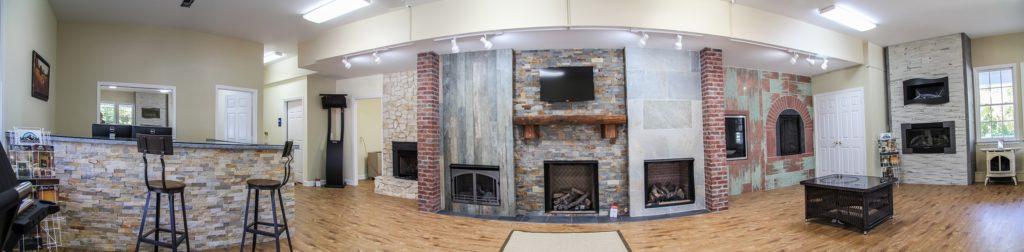 Charlottesville Showroom