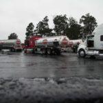 Dispatching Trucks on Oct 6, 2016