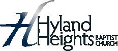 Hyland Heights Baptist Church Logo