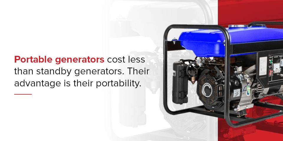 Portable Backup Generators