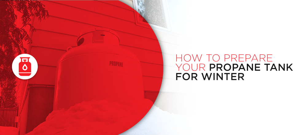 how to prepare your propane tank for winter